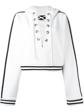 Fenty Puma - https://www.farfetch.com/uk/shopping/women/puma-puma-x-rihanna-laced-sweatshirt-item-11670926.aspx
